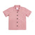Front product shot of Topo Designs Women's Road Shirt in Haze pink.