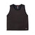 Front product shot of Topo Designs Women's Tech Tank in Black..