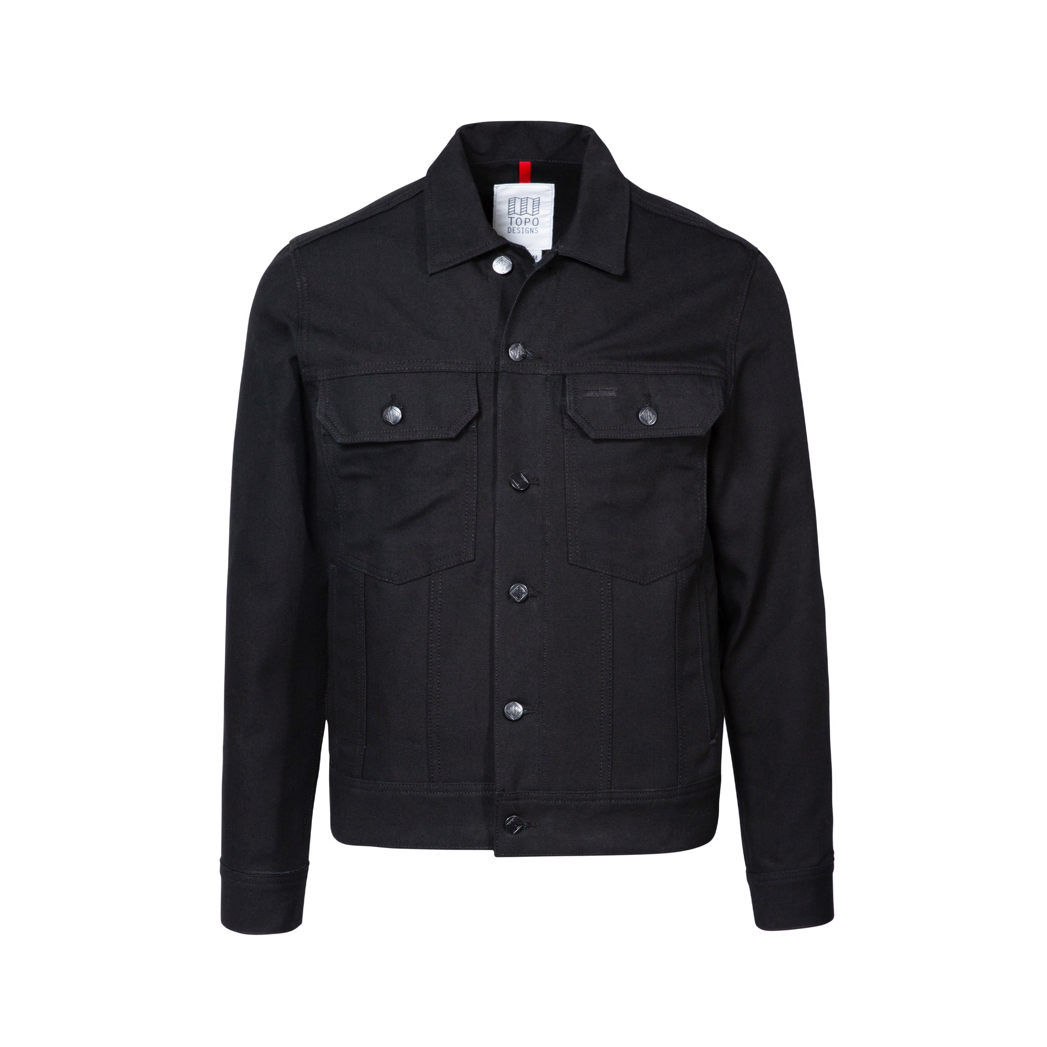 Trucker Jacket - Canvas - Men's