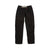 Front product shot of Topo Designs Women's Dirt Pants in Black.