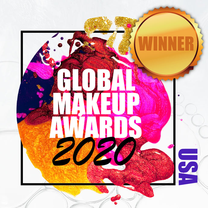 ADOREYES is a Gold Winner for the Best Innovative Product in the USA 2020 Global Makeup Awards