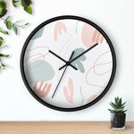 Cozy Mood Wall clock