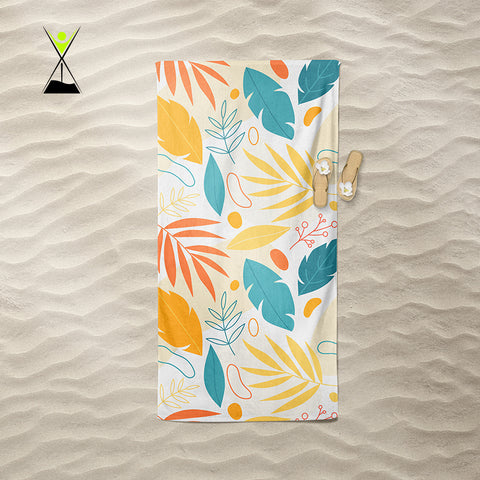 Beach Vibes Towel
