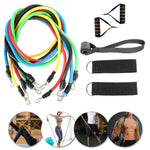 Yoga Fitness Band (11Pcs Kit)