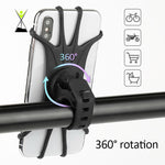 Bike Phone Holder for Smartphones (FREE - JUST PAY SHIPPING)
