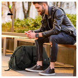 Gym Bag USB Charging + Shoe Compartment 35-55 Lts