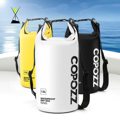 Waterproof Dry Bag for Outdoor Sport 15 Lts
