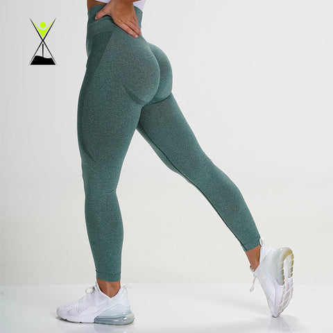 Women High Waist Full Length Workout Leggings for Fitness & Yoga