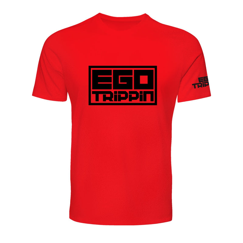 Ego Trippin Tee (Red)