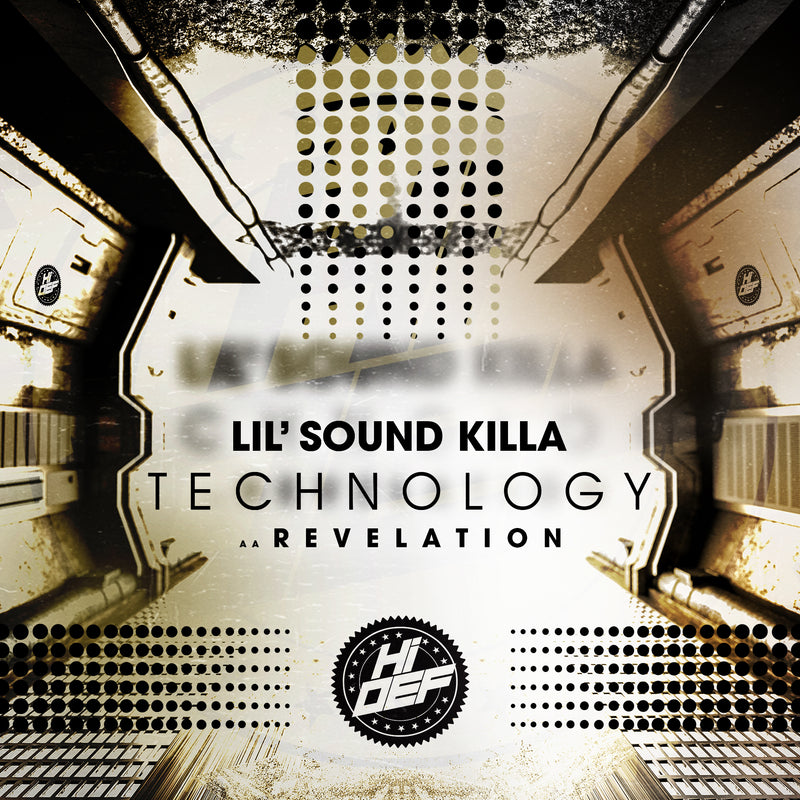 HDD 031 - Lil' Sound Killa - Technology / Revelations