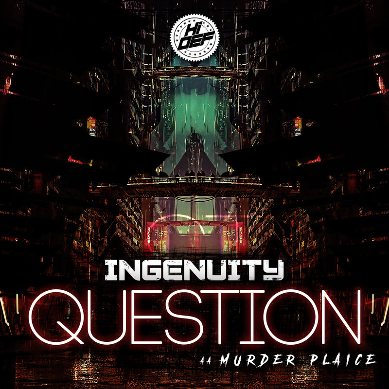 HDD 032 - Ingenuity - Question / Murder Plaice