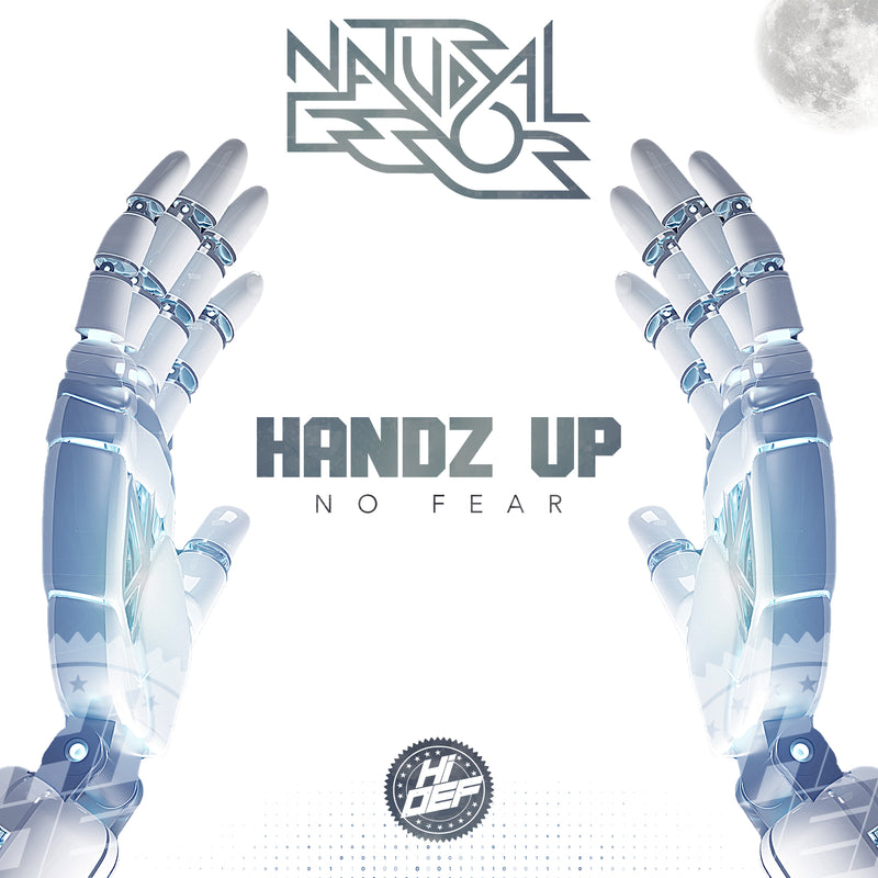 HDD034 - Natural Error - Handz up / No Fear