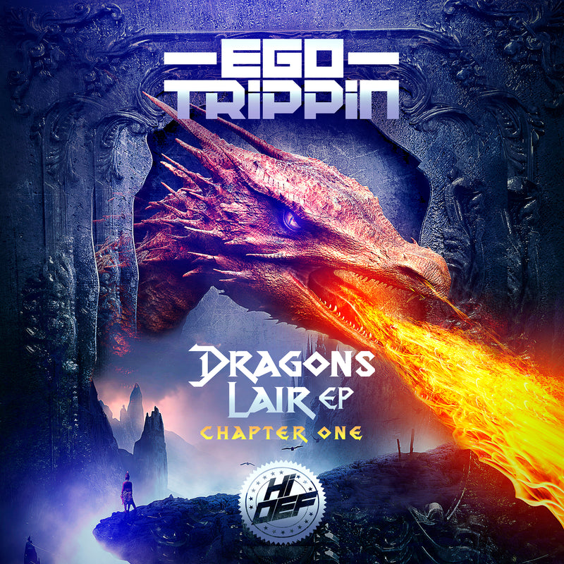 HDD 008EP - Dragons Liar Chapter one