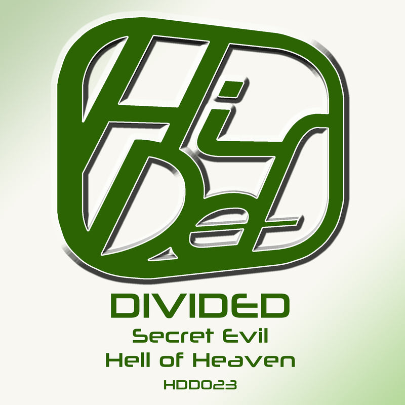 HDD 023 - Divided - Secret Evil / Hell Of Heaven