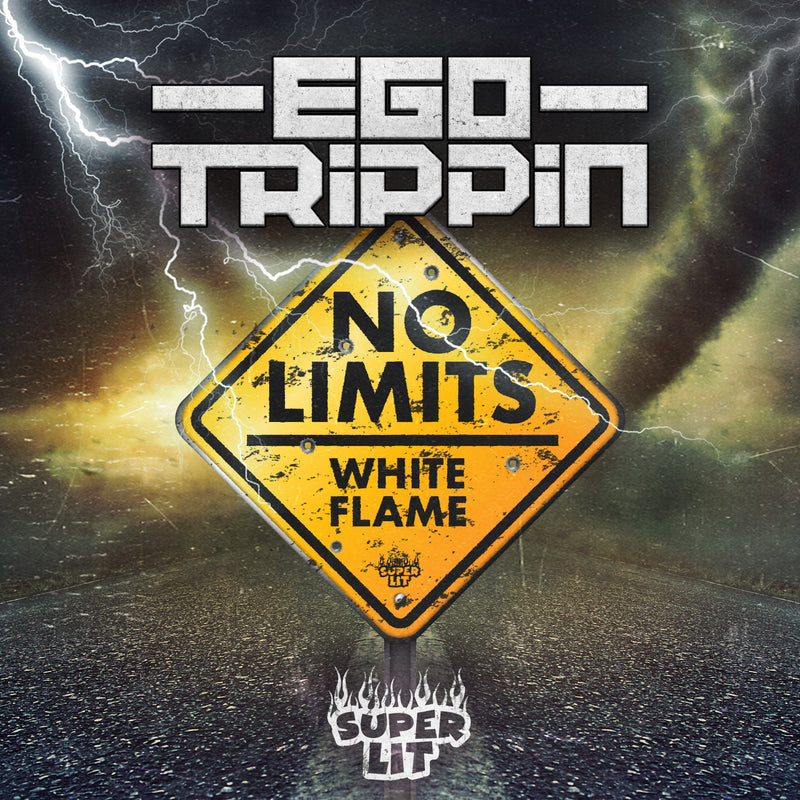 SPL 003 - Ego Trippin - No Limits / White Flame