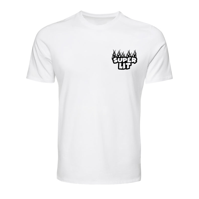 Super Lit Tee (White)