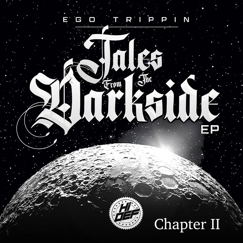 HDD 010EP - Tales From The Darkside EP