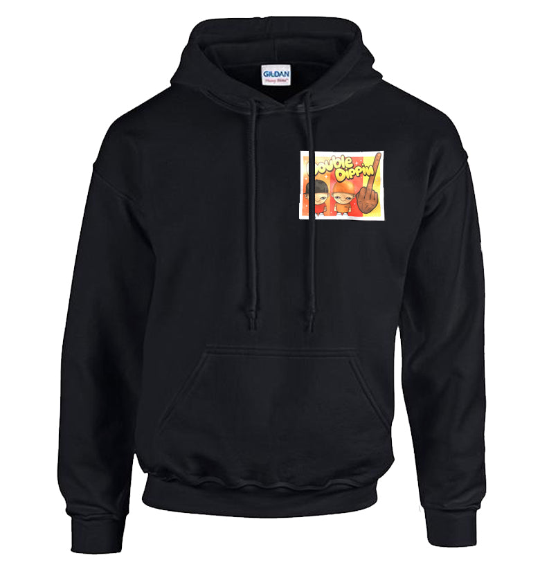 Double Dippin Hoodie (Black)