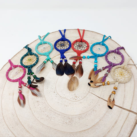 Dreamcatcher Ornaments by Soaring Eagle