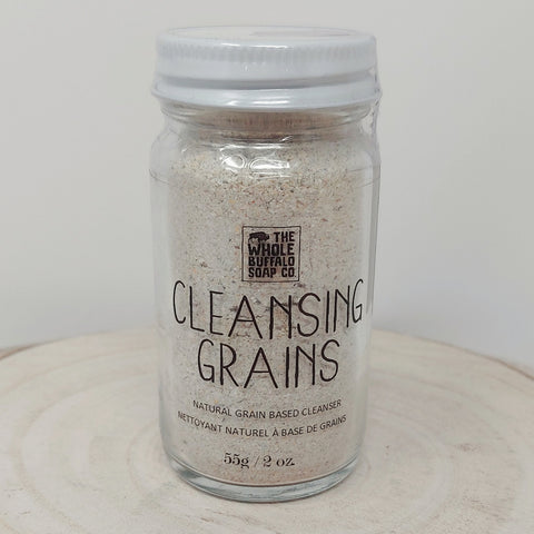 The Whole Buffalo Soap Co. Cleansing Grains