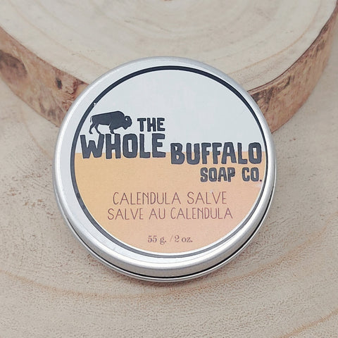 The Whole Buffalo Soap Co. Calendula Salve