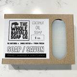 The Whole Buffalo Soap Co. All Natural Soaps