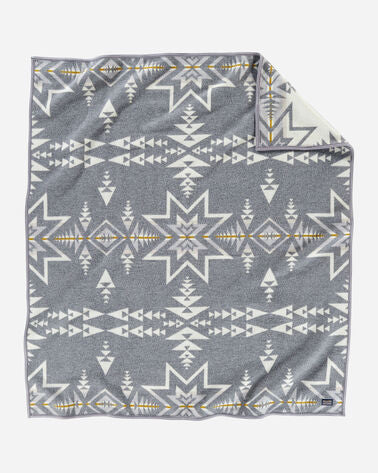 Plains Star Jacquard Throw Pendleton