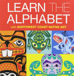 Native Northwest Board Book - Learn the Alphabet