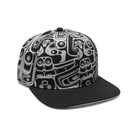 Native Northwest The Ocean in Our Life Force Snap Back Hat