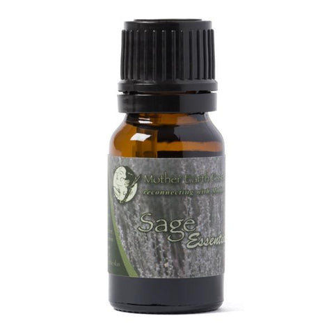 Sage Essential Oil By Mother Earth Essentials