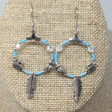 Kayla S Blue Earrings