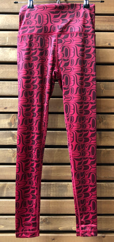 Performance Legging By Native Northwest