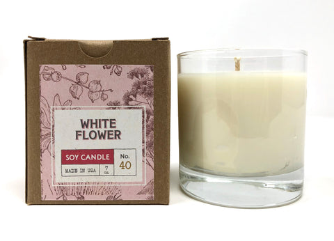 Soy Candle By Flaire