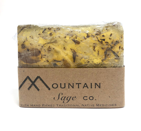 Traditional Native Medicinal Handmade Soap By Mountain Sage Co.