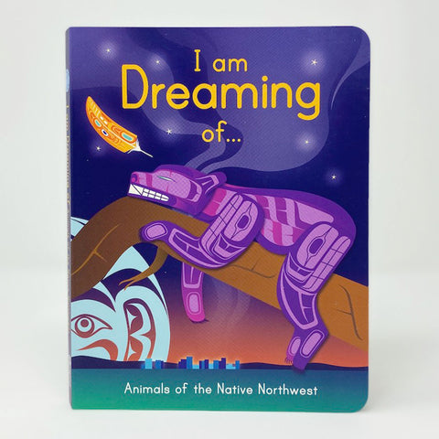 I am Dreaming of Animals of the Native Northwest by Melaney Gleeson-Lyall (Point)