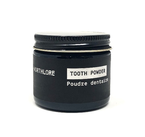 Tooth Powder By NorthLore
