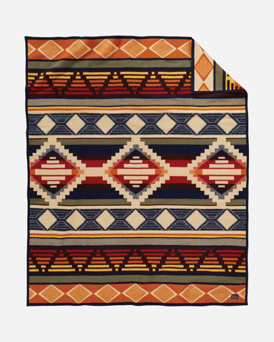 Cedar Mountain Pendleton Blanket