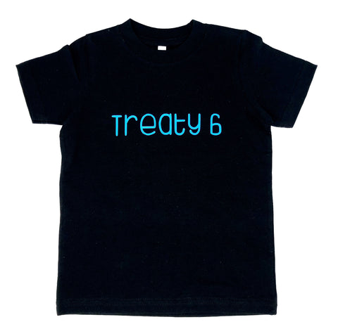 Children's Treaty 6 T-shirts By Awasis Boutique