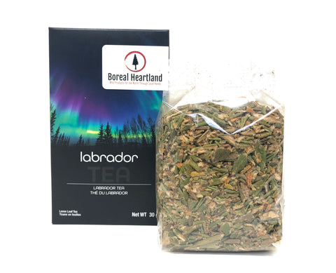 Loose Leaf Tea By Boreal Heartland