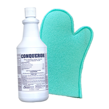 Load image into Gallery viewer, BioMitt™ and Conqueror Disinfectant Kit