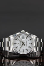 Load image into Gallery viewer, ROLEX OYSTER PERPETUAL DATE 34