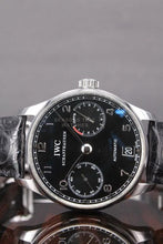 Load image into Gallery viewer, IWC PORTUGUESE 7 DAYS POWER RESERVE