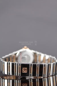 "OMEGA CONSTELLATION ""MY CHOICE"""