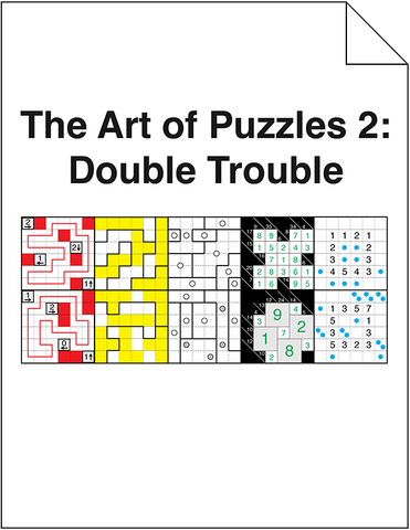 The Art of Puzzles 2: Double Trouble