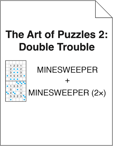 The Art of Puzzles 2: Double Trouble - Minesweeper