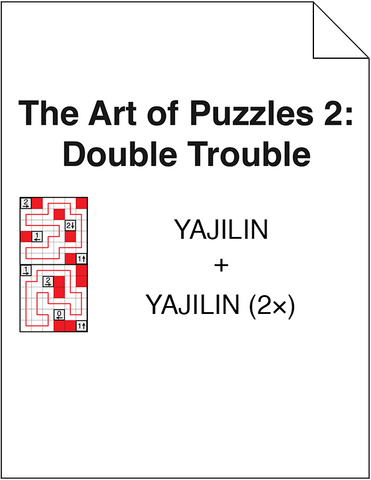 The Art of Puzzles 2: Double Trouble - Yajilin