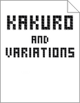 Kakuro and Variations