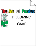 The Art of Puzzles: Fillomino and Cave
