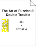 The Art of Puzzles 2: Double Trouble - LITS