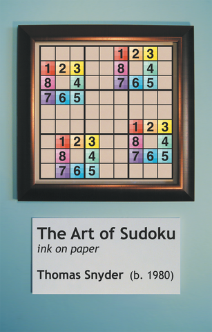 The Art of Sudoku